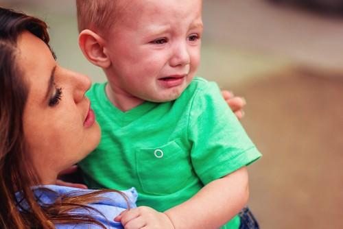 男の子は泣くな!